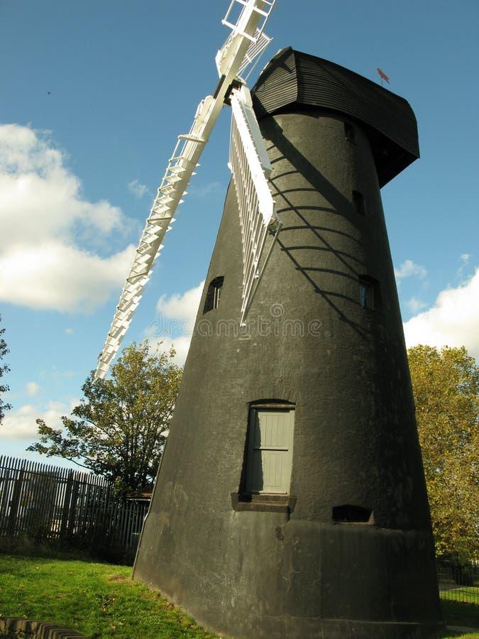 Сторона ветрянки Brixton стоковые фото