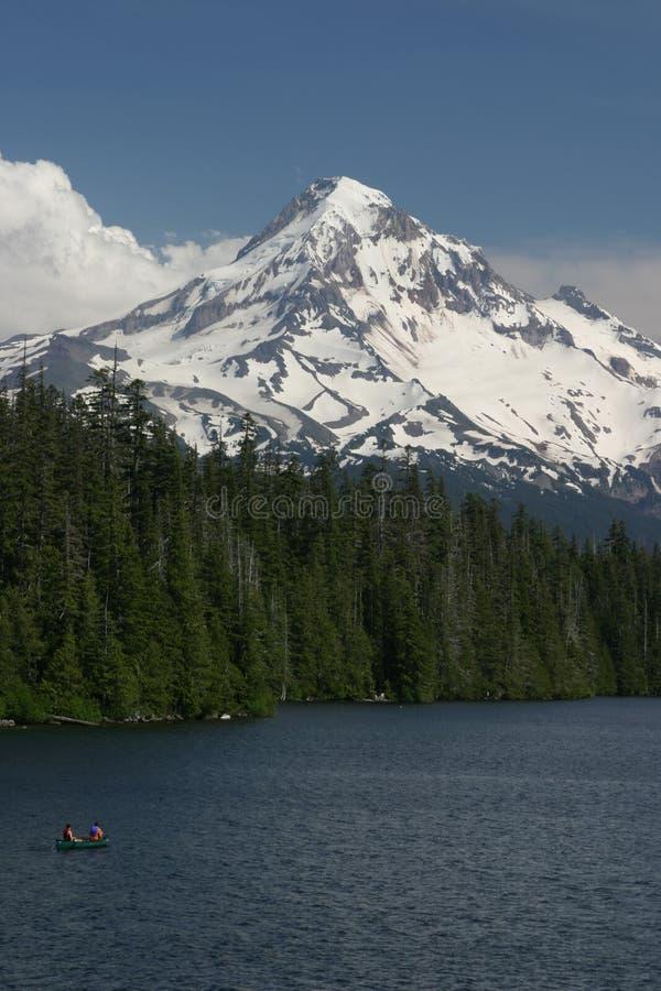 Сторона клобука держателя северная от потерянного района дикой природы озера стоковые фото
