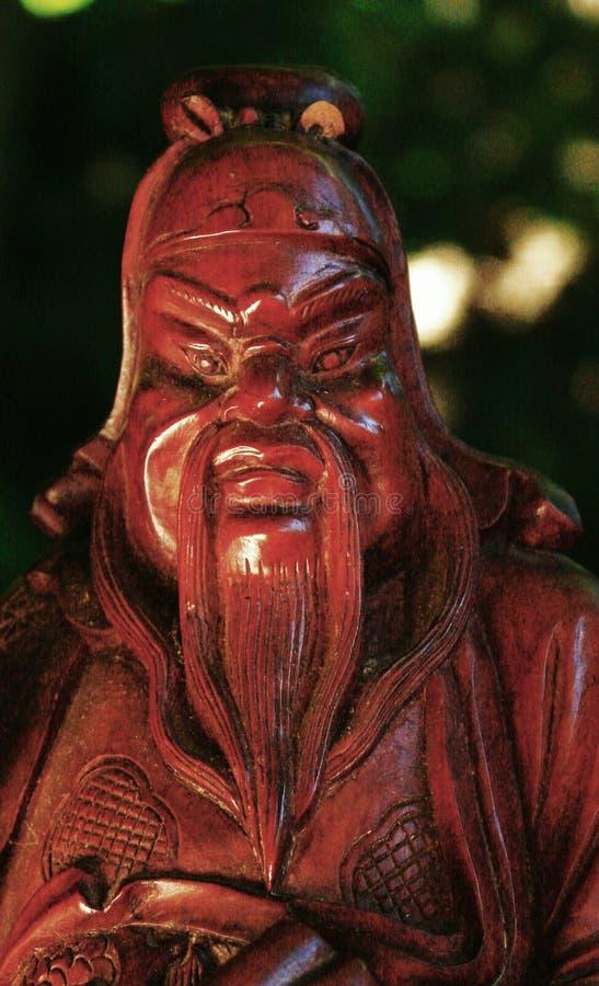 Сторона премудрости Конфуция стоковое изображение rf