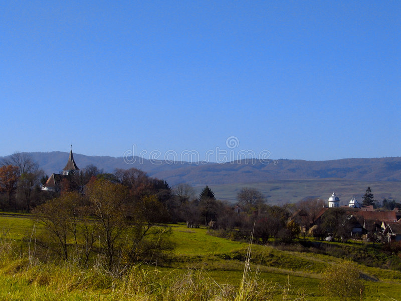 сторона Румынии страны стоковое фото