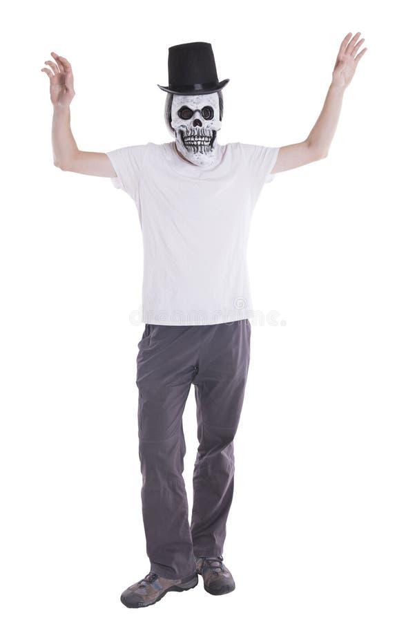 Сторона смерти стоковое изображение