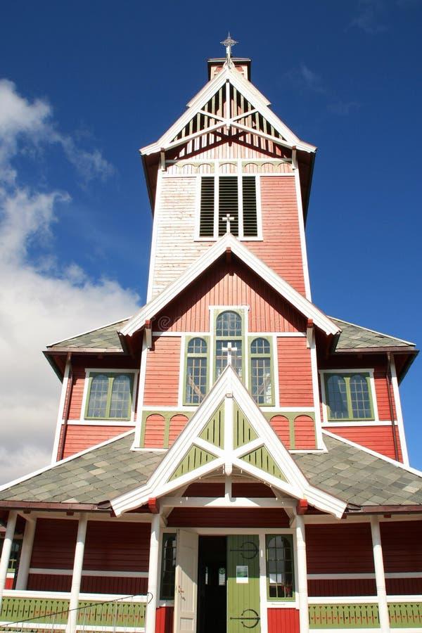 сторона церков busknes передняя стоковое фото rf