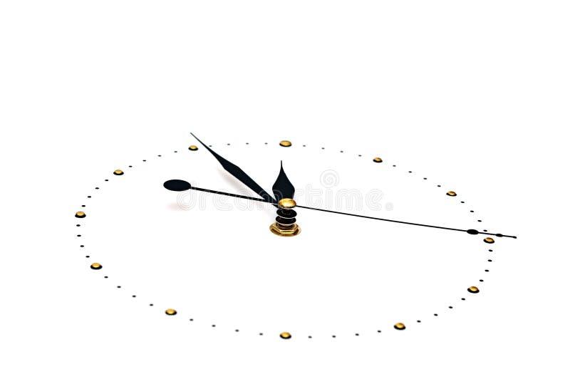 сторона часов стоковые изображения rf