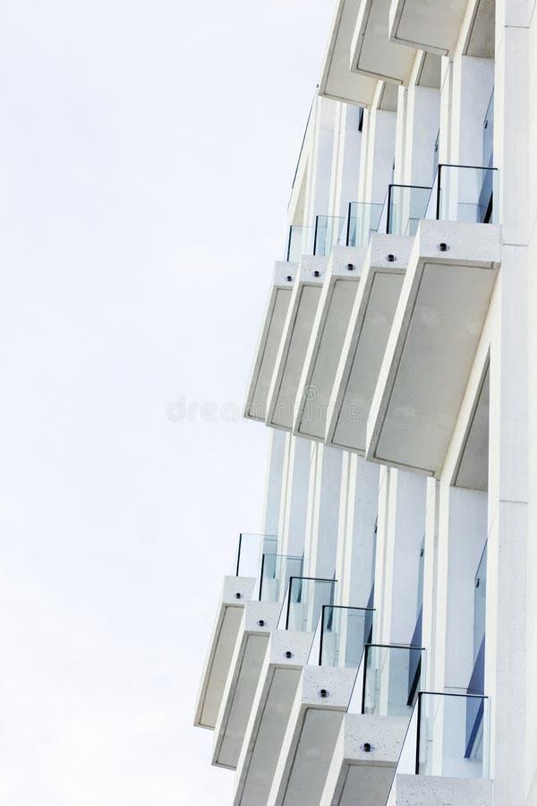 Стороны зданий в городе Швеции Стокгольма стоковые изображения rf