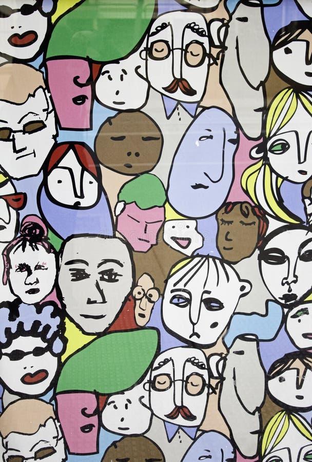 Стороны людей бесплатная иллюстрация