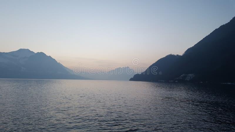 Стороны Switzerlands красивые стоковое изображение