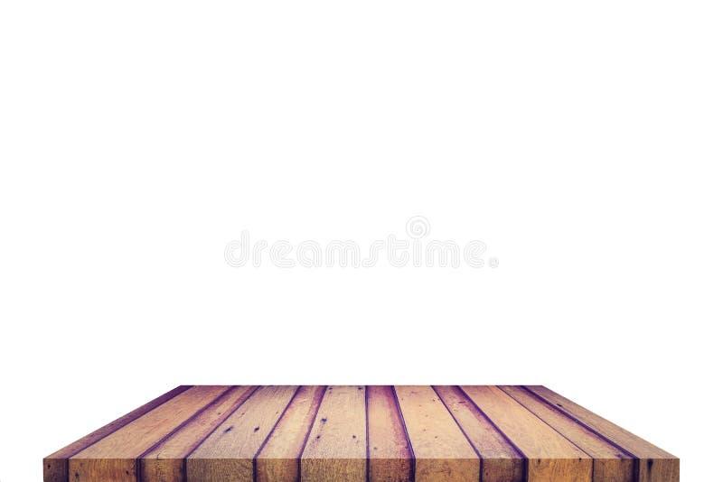 Столешница на изоляте стоковое изображение