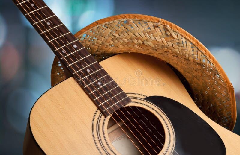 Страна и западная музыка стоковые изображения
