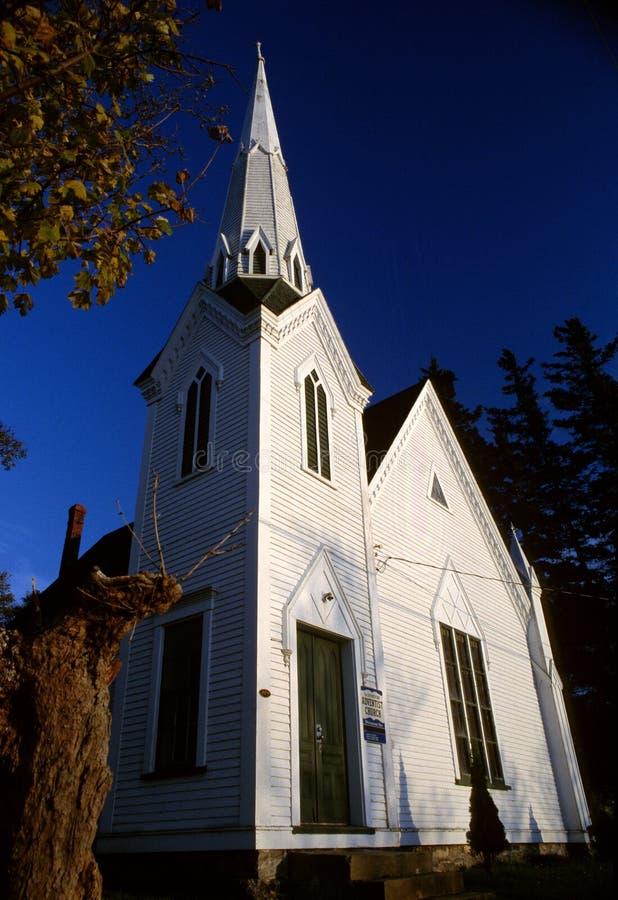 страна церков стоковые изображения