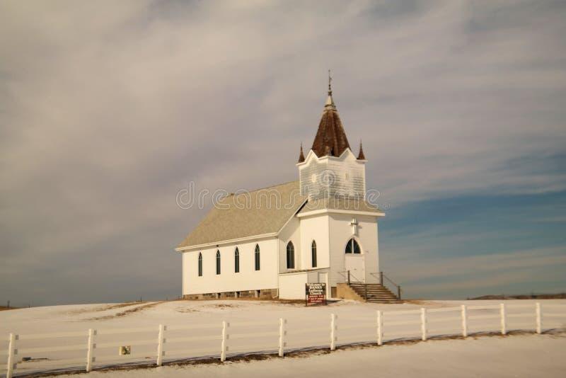 страна церков стоковые фотографии rf