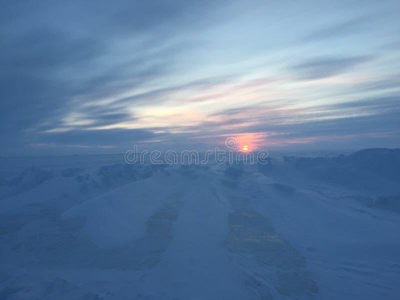 Страна чудес зимы стоковое фото
