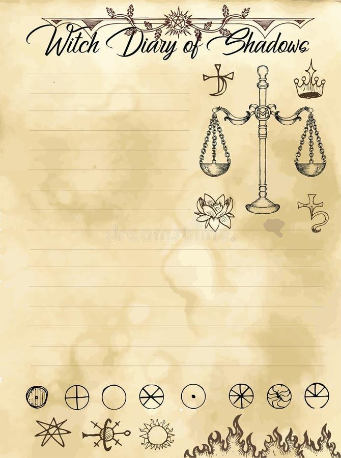 Страница 26 дневника ведьмы 31 бесплатная иллюстрация