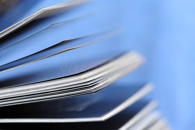 страницы книги стоковые фотографии rf
