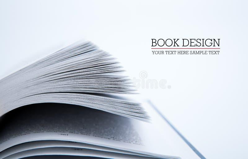 Страницы книги стоковое фото