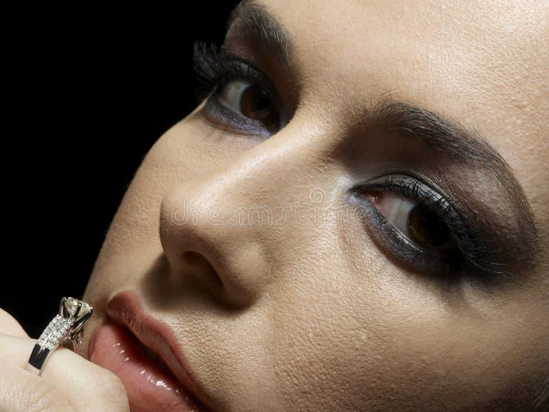страсть диаманта стоковая фотография