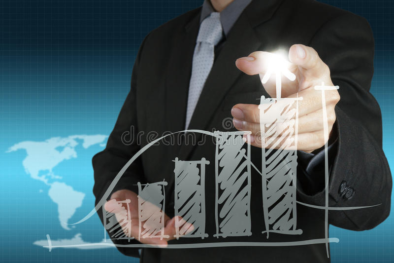 Стратегия бизнеса как концепция стоковые фотографии rf
