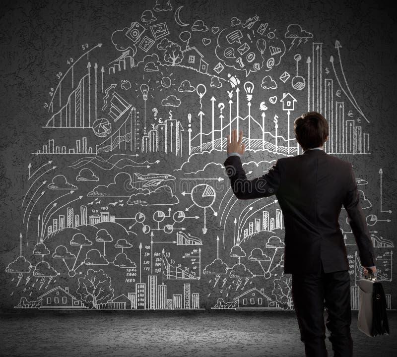 Download Стратегия бизнеса стоковое фото. изображение насчитывающей сведения - 41651110