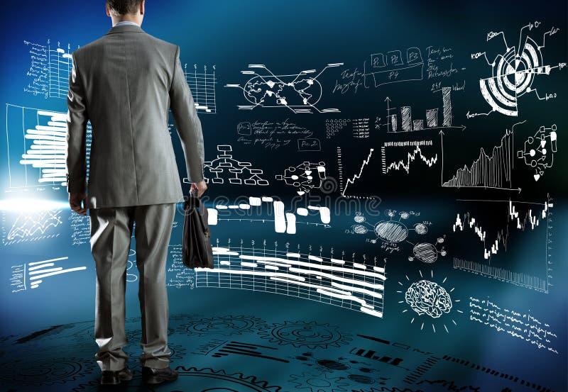 Стратегия бизнеса стоковое фото rf