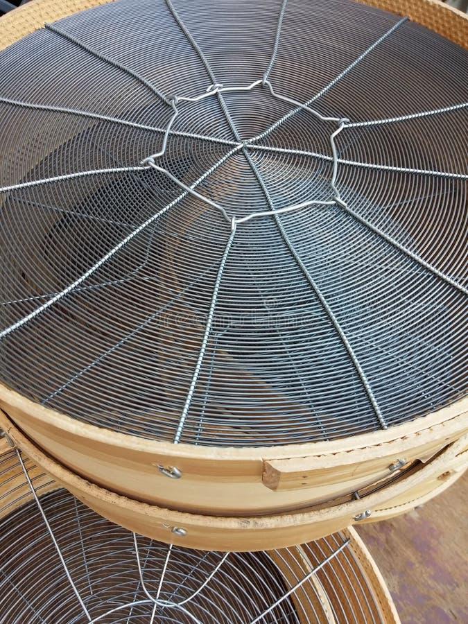 Стрейнер Tradicional круглый стоковая фотография