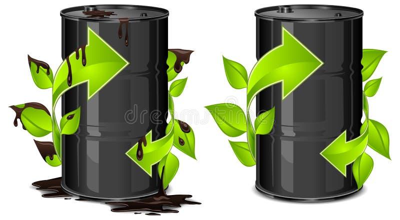 стрелка barrels масло