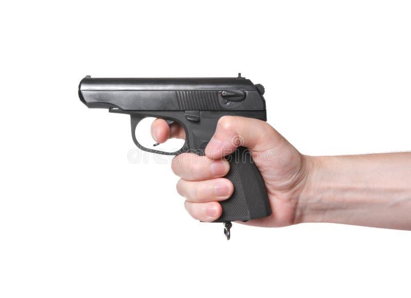 стрельба стоковое изображение
