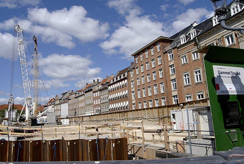 Download стренга Gammel места строительства метро Редакционное Изображение - изображение насчитывающей редакционо, компьютер: 41661875