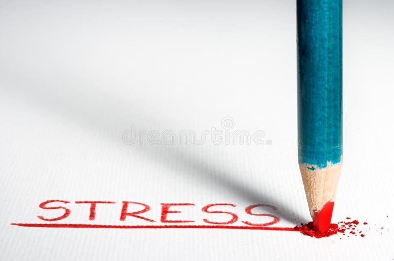 Стресс стоковые изображения rf