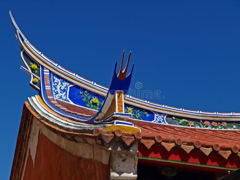 стрехи летают temp tainan mazu официальный стоковое фото