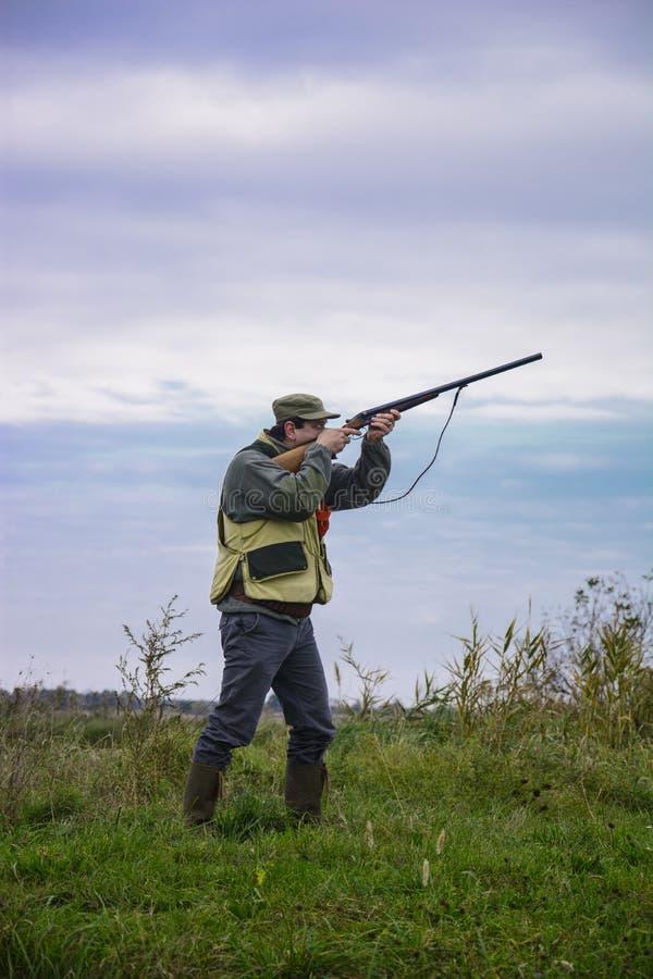 стрельба стоковое изображение rf
