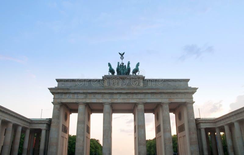 Строб Бранденбург стоковая фотография rf
