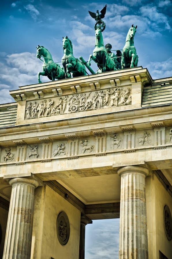Строб Бранденбурга стоковые фото
