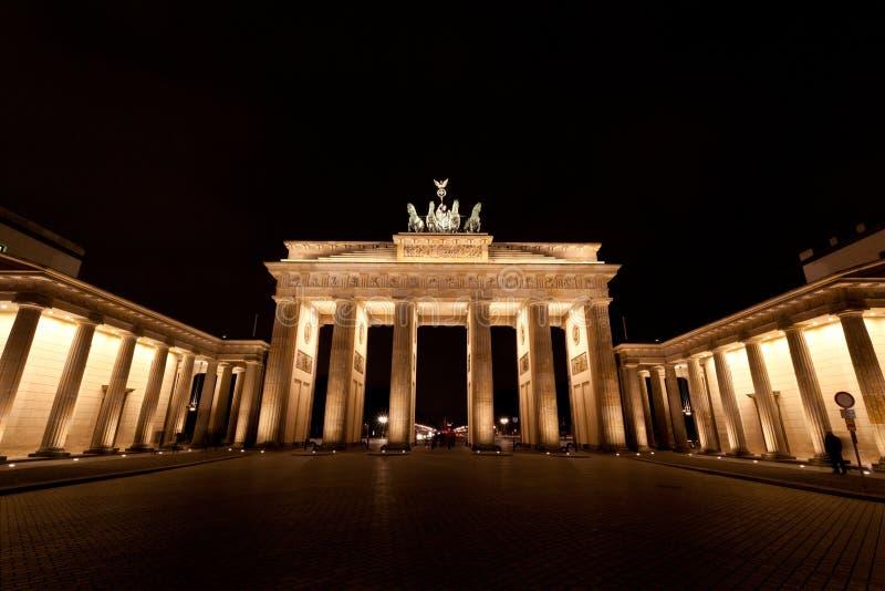 Строб Бранденбурга стоковые изображения rf