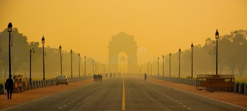 Строб Индии, Нью-Дели, ИНДИЯ стоковое изображение