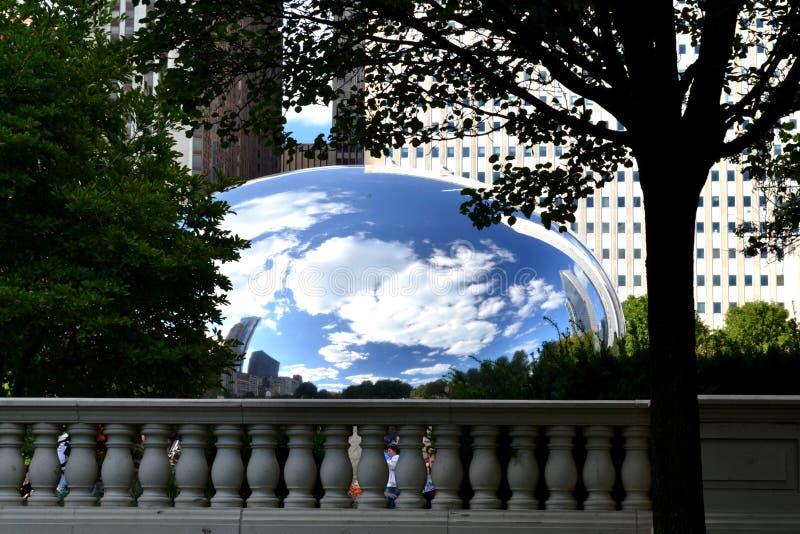 Строб облака стоковая фотография rf
