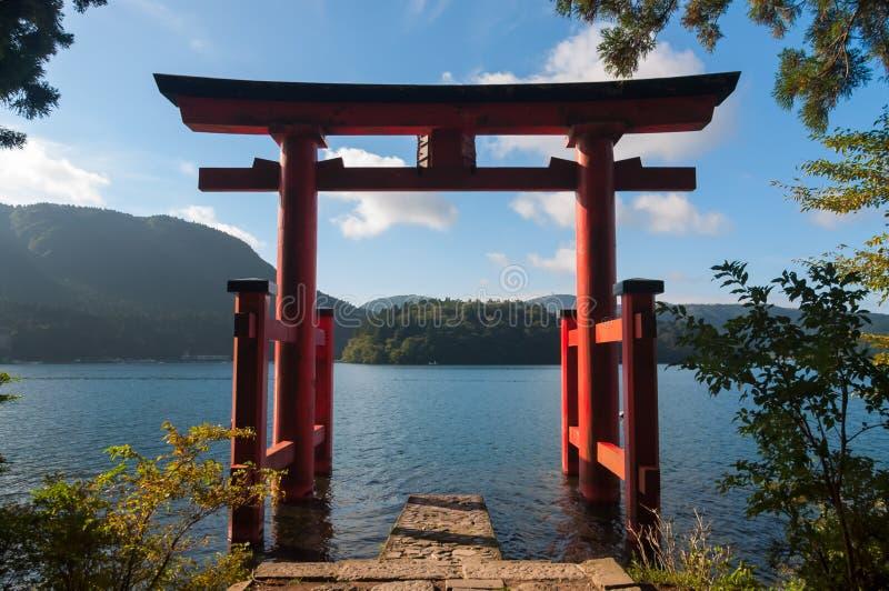 Строб Torii стоковая фотография rf