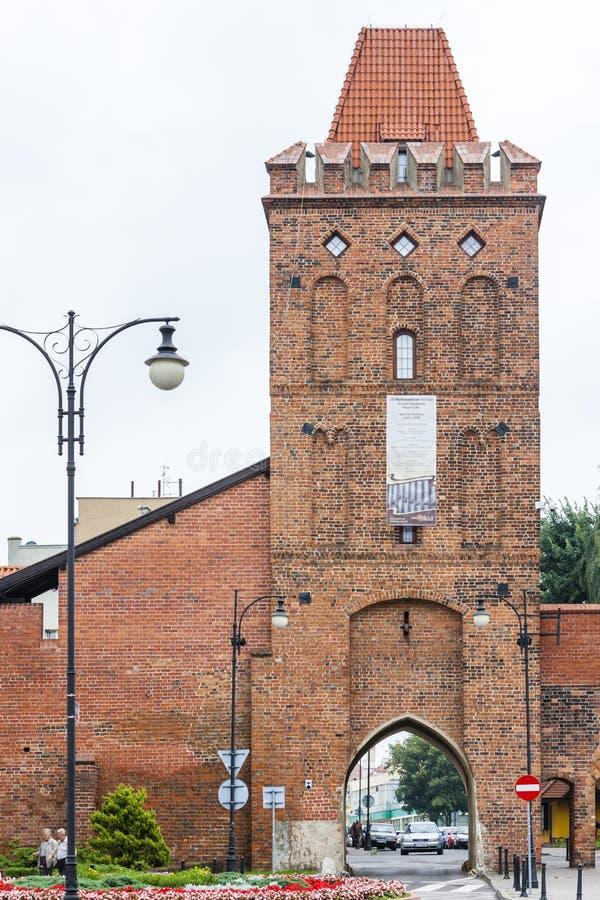 Строб Wroclaw, Olesnica стоковое фото rf