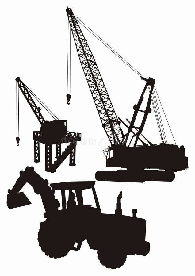 строительная площадка бесплатная иллюстрация