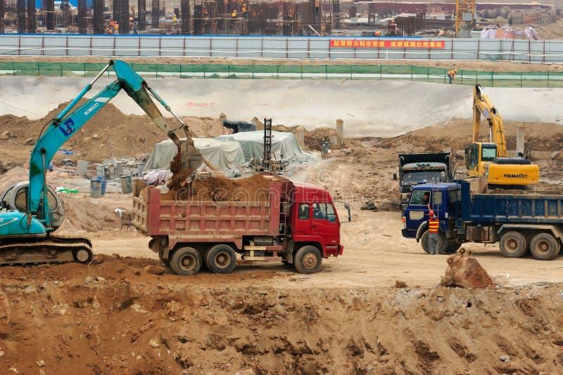 строительства стоковая фотография rf