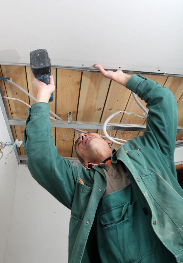 строитель стоковые фото