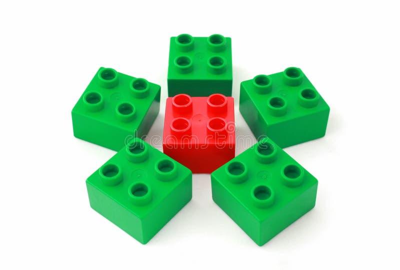 строить блоков стоковая фотография