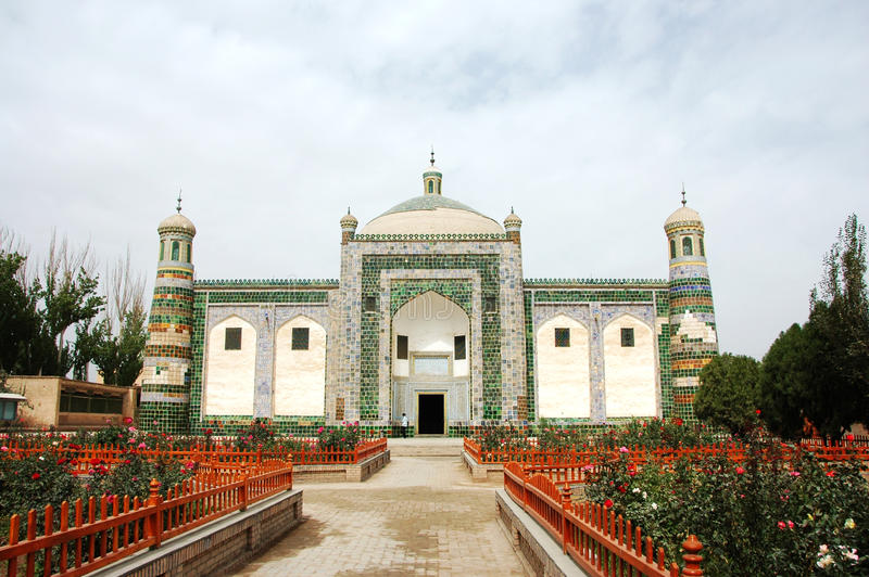 строить исламский стоковые изображения