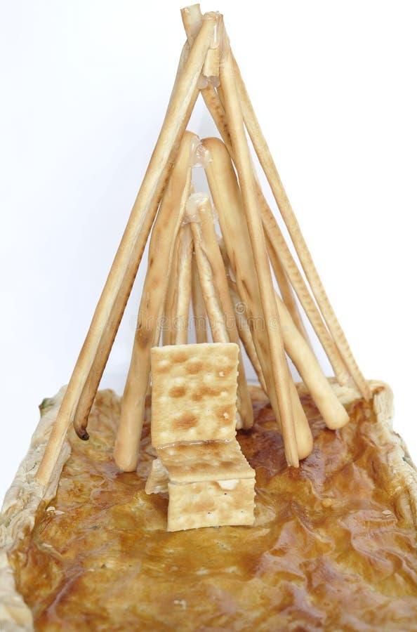 строить breadsticks стоковые изображения rf