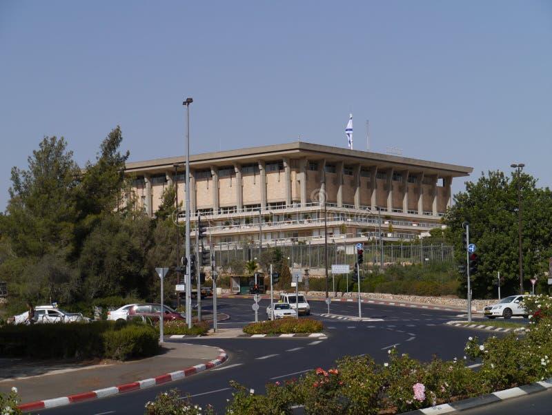 строя израильский парламент стоковые фотографии rf
