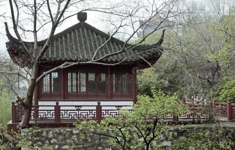 строя китайский wuhan стоковое фото