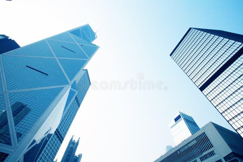 строя корпоративное Hong Kong стоковые изображения rf