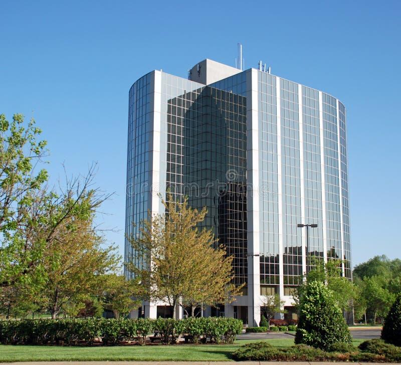 строя самомоднейший офис 26 стоковая фотография rf