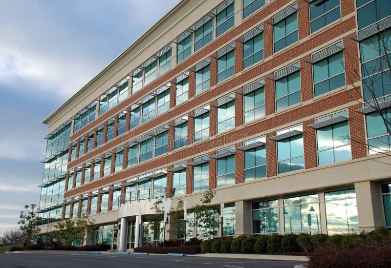 строя самомоднейший офис 3 стоковые фотографии rf