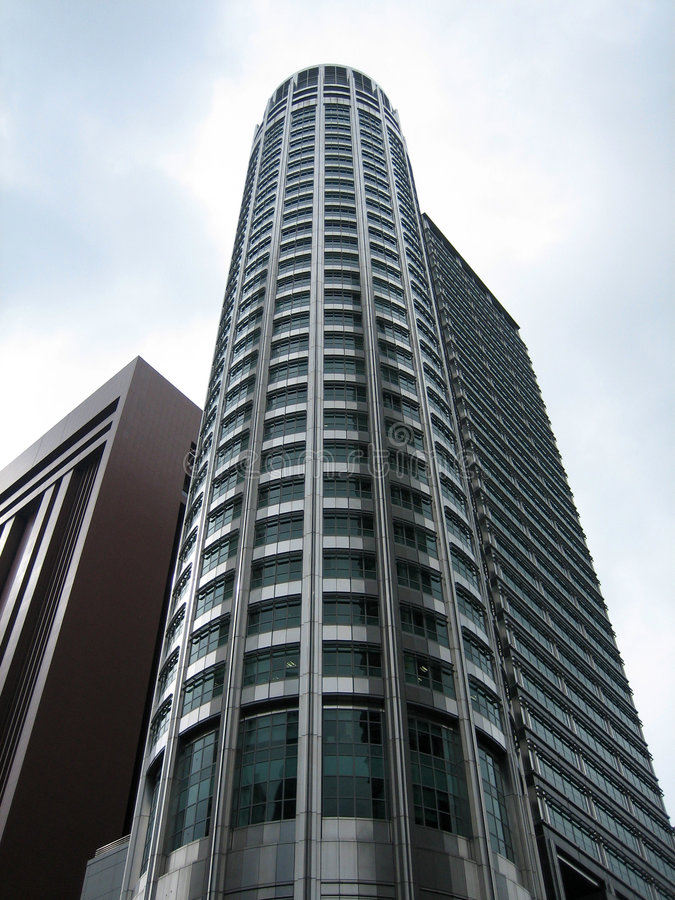 строя самомоднейший офис 3 стоковое фото
