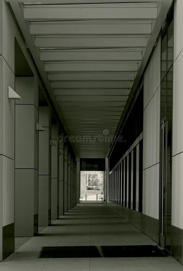 Строя экстерьер биомедицинской экспериментальной установки II, UCSD стоковое фото