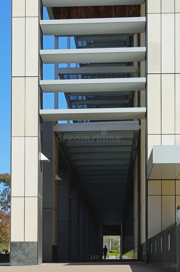 Строя экстерьер биомедицинской экспериментальной установки II, UCSD стоковые фото